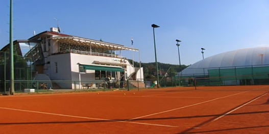 About tennis club San-Spin